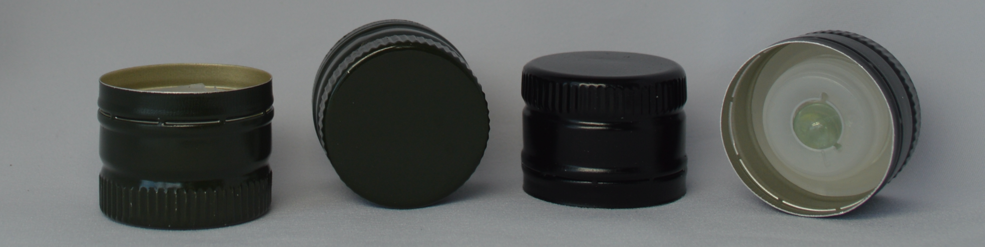 Olive and Vinegar ROPP Caps