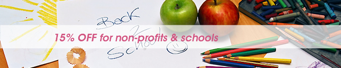 Promotional Products Non Profit Discounts