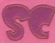 Embroidery Applique