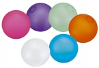 Promotional products: Inflatable opaque  beach ball