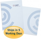 Promotional products: Super saver� printed two pocket folder