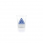 Promotional products: 5oz clear plastic cups