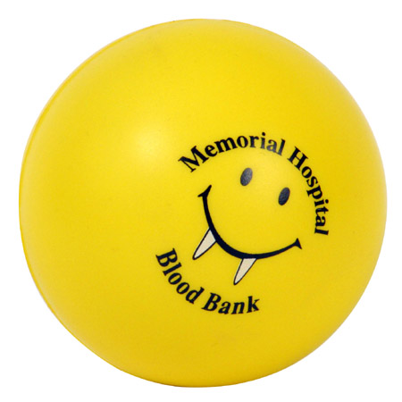Promotional products, promotional items, Stress ball