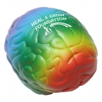 Promotional products: Rainbow brain