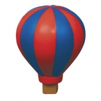 Promotional products: Hot air balloon red/blue