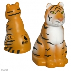 Promotional products: Sitting tiger