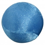 Promotional products: Fabric round ball blue