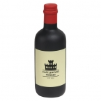 Promotional products: Wine bottle black/red
