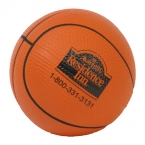 Promotional products: GEL-EE GRIPPER BASKETBALL