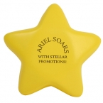 Promotional products: GEL-EE GRIPPER STAR