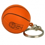 Promotional products: Basketball key chain