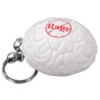 Promotional products: Brain key chain