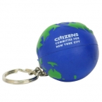 Promotional products: Earthball key chain