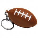 Promotional products: Football key chain