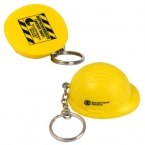 Promotional products: Hard hat key chain
