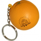Promotional products: Orange key chain