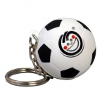 Promotional products: Soccer ball key chain