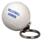 Promotional products: Volleyball key chain