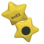 Promotional products: Star magnet