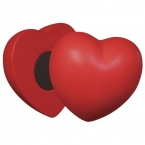 Promotional products: Valentine heart magnet