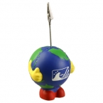 Promotional products: Earthball man memo holder