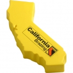 Promotional products: California shape