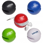 Promotional products: Cushy earbud keeper