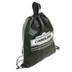 Promotional products: Product in Action; GLIDE RIGHT DRAWSTRING BACKPACK