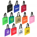 Promotional products: Product in Action; PORTRAIT RECYCLE SHOPPING BAG