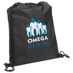 Promotional products: Product in Action; QUICK SLING BUDGET BACKPACK