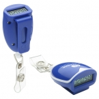 Promotional products: Product in Action; ID CLIP PEDOMETER
