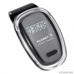 Promotional products: FITNESS FIRST PEDOMETER