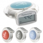 Promotional products: JEWEL PEDOMETER
