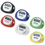 Promotional products: Product in Action; SIMPLE SHOE PEDOMETER