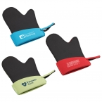 Promotional products: GRIP-IT NEOPRENE OVEN MITT