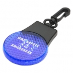 Promotional products: TRI-SAFETY LIGHT CLIP