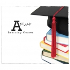 Promotional products: PREMIUM MICROFIBER CLEANING CLOTH - EDUCATION
