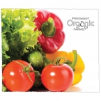 Promotional products: PREMIUM MICROFIBER CLEANING CLOTH - FOOD