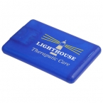 Promotional products: CREDIT CARD HAND SANITIZER