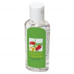 Promotional products: 2OZ GEL MOISTURE BEAD HAND SANITIZER CLEAR