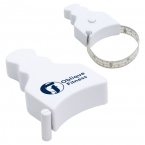 Promotional products: BODY WAVE TAPE MEASURE