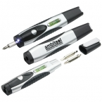 Promotional products: Product in Action; LEVEL LIGHT SCREWDRIVER PEN