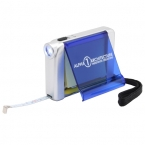 Promotional products: LIGHTED TAPE MEASURE WITH NOTEPAD