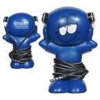 Promotional products: LITTLE BUDDY EARBUD GIFT SET BLUE