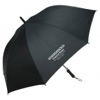 Promotional products: Product in Action; LOCKWOOD AUTO OPEN GOLF UMBRELLA