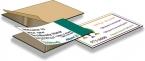 Promotional products: .015 Magnetic Business Card Blanks - 1 Piece (2