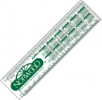 Promotional products: .020 Clear Plastic 6
