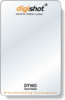Promotional products: .040 Shatterproof Copolyester Plastic Mirror / with magnetic back (3.5
