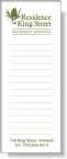 Promotional products: 50 Sheet Magnetic Note Pads (2.75