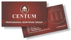 Promotional products: 14 pts Card stock  Business Card  square corners (2